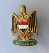 Iraq Saddam Hussein Republican Guard forces military beret badge emblem 1990s