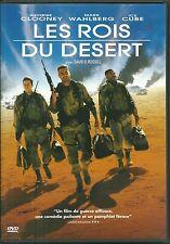 DVD - LES ROIS DU DESERT avec GEORGE CLOONEY, MARK WAHLBERG / COMME NEUF