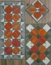 Pumpkins on Point quilt pattern by Suzanne's Art House