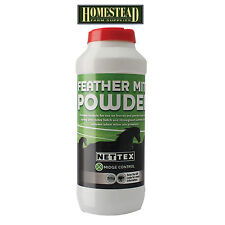 NET-TEX FEATHER MITE  POWDER 200G - HORSE PONY