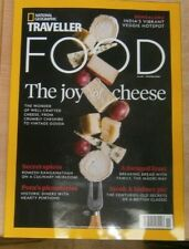National Geographic Traveller Food Magazine Winter 2020 The Joy of Cheese & More