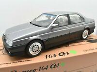 Model Car Laudoracing Scale 1:18 Alfa Romeo 164 3.0 V6 Grey collection
