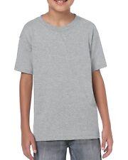 para niños y niñas infantil Camiseta De Algodón beis verde o Marrón
