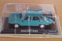 "DIE CAST "" DACIA 1320 "" LEGENDARY CARS SCALA 1/43"