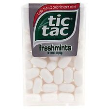 6 Pack- Tic Tac Freshmint 1oz Each