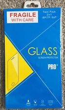 Tempered Glass Screen Protector for i8P or 7P or 6sP