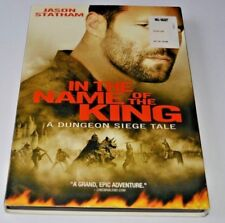 In the Name of the King - A Dungeon Siege Tale  DVD  Jason Statham