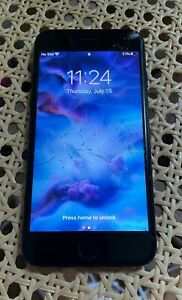 Apple iPhone 7 - 32GB - Jet Black (Unlocked) A1660 (CDMA + GSM)