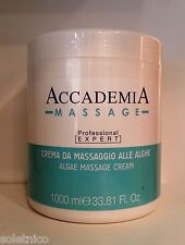 OLOS ACADEMY NEW CREAM FROM MASSAGE AT ALGAE 1Kg