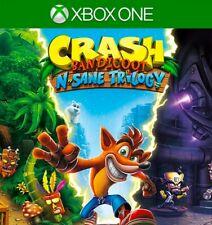 Crash Bandicoot N-sane Trilogy Xbox One NO CD/KEY