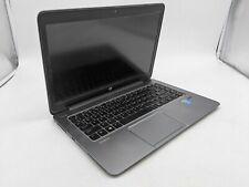 HP EliteBook Folio 1040 G2 i7-5600U 2.60GHz 8GB DDR3 No HDD No OS - CL6157