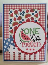 One In A Million Handmade Greeting Card