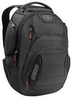 OGIO Renegade RSS Laptop Backpack - Black - Brand New