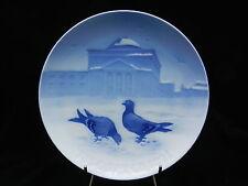 *Scarce* 1921 Bing & Grondahl Christmas Plate