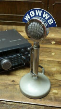 Astatic D-104 Microphone Callsign Station Flags - Ham Radio - Amateur Radio - CB