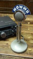 Astatic D-104 Microphone Callsign Station Flags - Ham Radio - Amateur Radio - CB