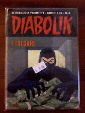 Diabolik Anno XIX n. 4 ed. Astorina