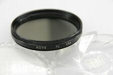 Hoya - PL Polarizer 49mm Lens Filter with Case  - Used - C1049