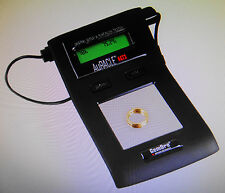 ELECTRONIC GOLD PLATINUM TESTER NEW WITH WARRANTY GEMORO AGT3