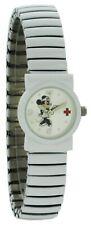 Disney Minnie Mouse Nurse White stretch band Watch
