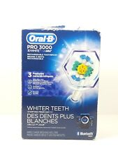 Oral-B Pro 3000 3D Action Rechargeable Toothbrush Box has damage Sealed