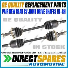 2 x Brand New CV Drive Shaft Ford Falcon BA BF XR6 TURBO & XR8 V8 02-08 LH & RH