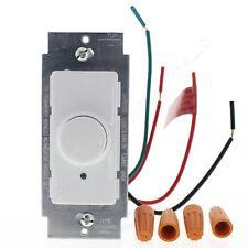 (K) Leviton Rpi06 Single Pole/3Way Push On/Off Dimmer (Ivory) Box of 4