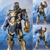 S.H. Figuarts Avengers Endgame Thanos action figure Tamashii Bandai