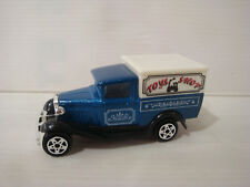 Miniature ancienne majorette made in France 1/60 Ford modèle 1 Toys Shop n°201