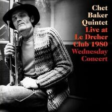 Live at le Drehler Club 1980: Wednesday Concert by Chet Baker Quintet (CD,...