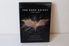The Dark Knight Trilogy 2012 3-Disc Set Limited Edition DVD Gift Set