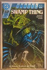 *Swamp Thing Annuals # 3, 4, 5, 6, * Batman! Gaiman! Justice League Dark! Nm