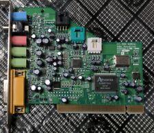 Vintage SQ1500 Aureal Vortex PCI Sound Card 🔥👽