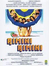 Dvd RIMINI RIMINI - (1987)  Paolo Villaggio Serena Grandi Jerry Cala'......NUOVO