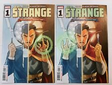 Dr. Strange Surgeon Supreme #1 Secret Variant and Regular Cover Lot - NM