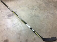 Ccm Super Tacks 2.0 Pro Stock Hockey Stick 95 Flex Left P6 P91A Heel Curve 13422