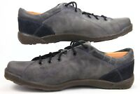 Dr. Martens Mens 11957 Distressed  Leather Oxford Shoes  SIZE US 13M