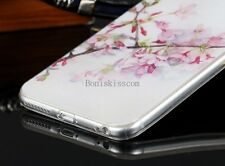 Ultra Thin Plum Blossom Soft Protective Slim Case Cover for Apple iPhone6 Plus
