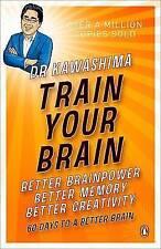 Train Your Brain, Kawashima , Good, FAST Delivery