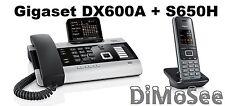 ►► Gigaset DX600A ISDN + 1 Mobilteil S650H ◄◄