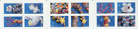 France Art Stamps 2019 MNH My Fantastic Animals Foxes Bears Deer 12v S/A Booklet