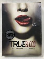 True Blood: First Season One DVD, Anna Paquin, Stephen Moy Brand New Sealed
