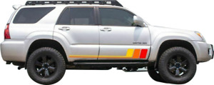 Stripes for Toyota 4Runner built 2007 2008 2009 2010 2011 2012 4th GEN AND 5TH
