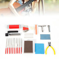 Guitar Repair and Maintenance Accessories Kit  Care Set of Tools Convenient Tool