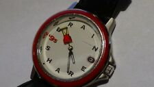 "Mens Fossil ""Brain Share"" watch ZC-00268 RUNS perfect Animated Headless man"