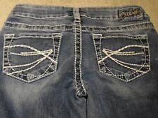Silver AIKO Boot cut Women's Jeans W26 L31