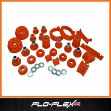 Ford Escort RS Turbo Suspension Bushes Series 2 Front & Rear Kit in Poly