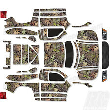 Team Associated SC-10 Decal Kit - Mossy Oak - Premium 3M Graphics