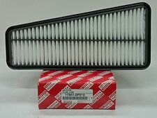 Toyota OEM Engine Air Filter For 4Runner, FJ Cruiser, Tacoma, Tundra 17801-0P010
