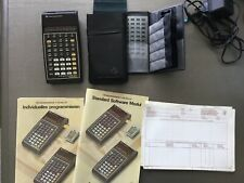 Calculatrice Vintage Texas Instrument Ti 58c